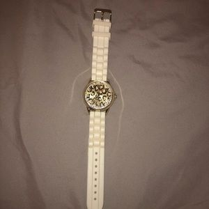 *Free with purchase* Cheetah print watch